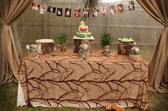 """Where the Wild Things Are"" Wild Rumpus Birthday Party"