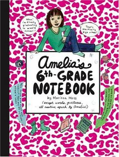 Bestseller Books Online Amelia's 6th-Grade Notebook (Amelia's Notebook) Marissa Moss $9.99  - http://www.ebooknetworking.net/books_detail-068987040X.html