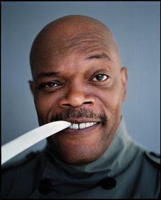 samuel l. jackson film, samuel, this man, december, jackson, cinema, art, eyebrows, celebrity portraits