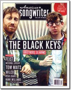 Black Keys' new album. Cannot wait for Dec 6.