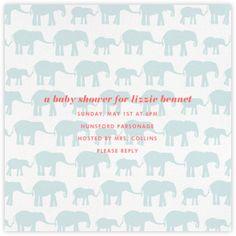 Elephants - Paperless Post
