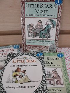 Love the Little Bear books :)