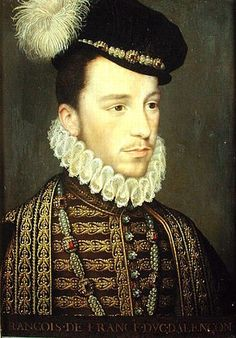 Henri III : king of France after his brothers, François II and Charles IX, all sons of Catherine de Medicis
