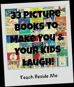 33 Picture Books to Make You Laugh