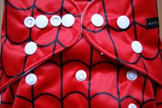 I found this on www.sewisyourbaby.com  Spiderman Silky Pocket Diaper