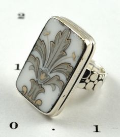 Never throw out old/broken china again, re-purpose with custom jewelry
