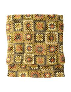 hand crochet throw ~ Toast