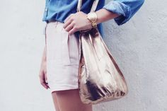 sew, craft, round satchel, gold round, buckets, diy bags, bag tutorials, diy bucket, bucket bag