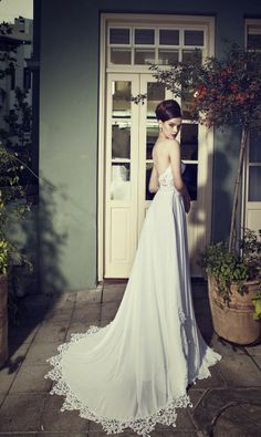 Wedding Dresses by Riki Dalal 2014 | bellethemagazine.com