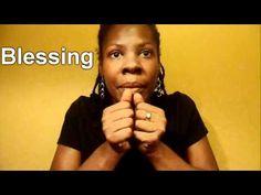 ASL Spiritual Signs