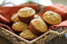 Gluten-Free Banana Walnut Muffins