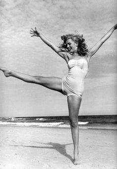 Marilyn Monroe by André de Dienes
