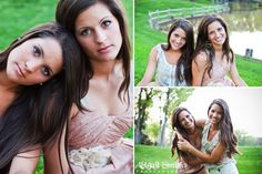 twins senior photography