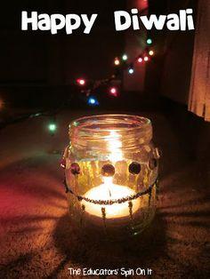 Ideas for Teaching Kids about Diwali #diwali