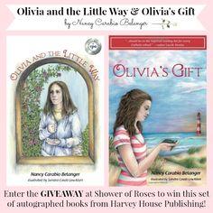 Shower of Roses: Harvey House Publishing {Sponsored Giveaway}