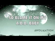 Awolnation - Sail (lyric video)
