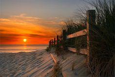 Ocean sunset.....