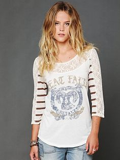 Love Me Long Sleeve Graphic Top  http://www.freepeople.com/whats-new/love-me-long-sleeve-graphic-top/#