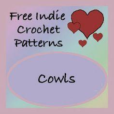 Crochet Cowl Patterns