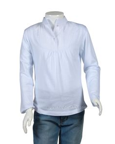 Camiseta Cuello Mao Jaretas, Otoño Invierno 2014/2015