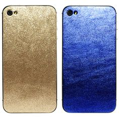 iHide  Leather iPhone Protection