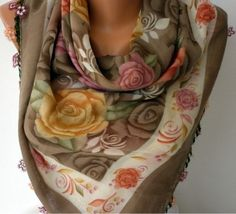 this is beautiful .... I am kind of addicted to scarfs!