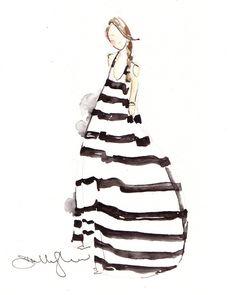 """""""Striped Sundress"""""""