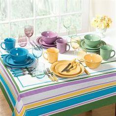 Quattro Colore Dinnerware | Dining & Entertaining | Brylanehome