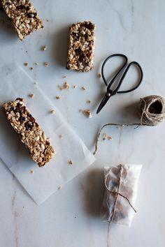 Spelt Granola Bars | Little Upside Down Cake