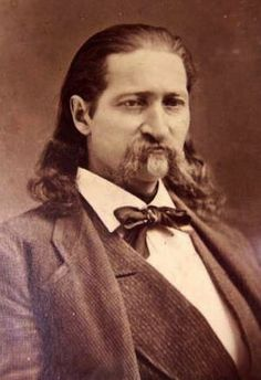 Wild Bill Hickok photographed a year before his death. Cheyenne, Wyoming. The 10 Deadliest Wild West Gunfighters