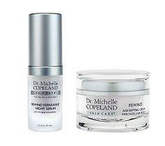 Dr. Michelle Copeland Rewind Skin Care Duo #OCRFSuperSaturday