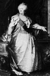 Catherine the Great : Queen of Russia