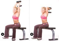 Tone Your Triceps - Oxygen Women's Fitness - Oxygen Women's Fitness