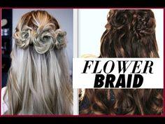 Flower #braids