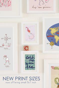 New Sarah Jane: Out to Sea Art Prints