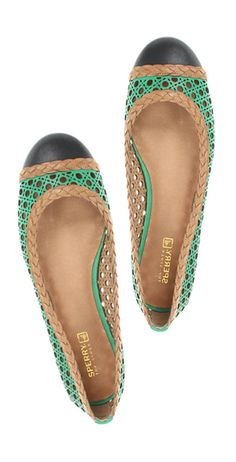sperry top-siders. i'm in love! #emerald #coloroftheyear