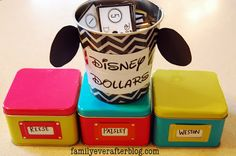 IBP Disney Paper Crafting DIY Ideas