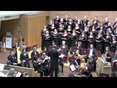 Frostiana - Randall Thompson - Exultate Choir & Orchestra