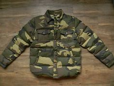 Newly added today...Brand new with tags Penfield waxed canvas camo jacket (sold out).