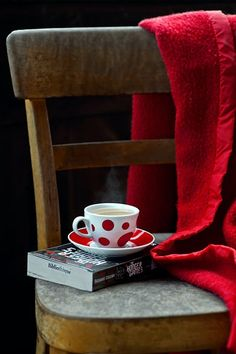 A good day starts with a good cup of coffee...:)