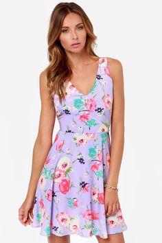 grand poppi, poppi lavend, floral prints, print dress