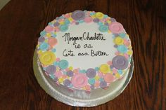 Cute as a button Baby Shower Cake baby shower cakes, button theme, cake idea, button cake, button babi, shower idea, babi shower, babi erwin, baby showers