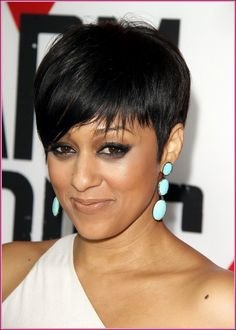 nothing but pixie cuts | There is nothing more style-changing than a great haircut. Tia Mowry ...