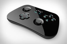 Uncrate showed this gaming controller.  I don't even think it has tactile buttons.  It actually is probably incredibly uncomfortable to play with.  But come on -- who WOULDN'T sit this on their coffee table.  A functional conversation piece.  Contemporary.  Classy.