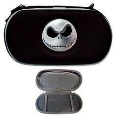 Jack Skellington Sony PSP Case - $16.98 (iOffer)