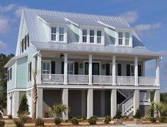 Mitchell's Wharf House in Daniel Island, SC by Jacksonbuilt Custom Homes