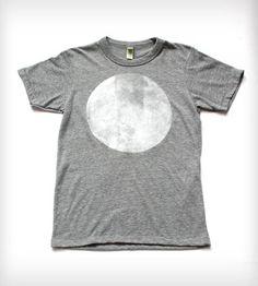 fashion, style, moon tee, woman clothing, full moon, heather grey, blog, oversized sweaters, shirt