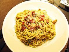 Spaghetti Carbonara For Beginners.