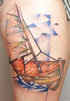 Tattoo Artist - Marie Kraus - www.worldtattoogallery.com/tattoo_artist/marie_kraus
