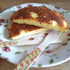 Paleo pan de almendr